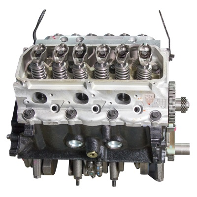 Remanufactured Kit - Remanufactured Engine Assembly (Long B