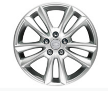 Alloy Wheel - 19? 5 Split-Spoke, 'Style 5001' - Land-Rover (LR037742)