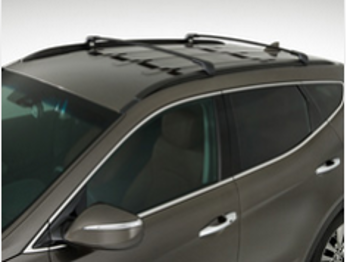 Roof, Cross Bar Set for PANORAMIC ROOF