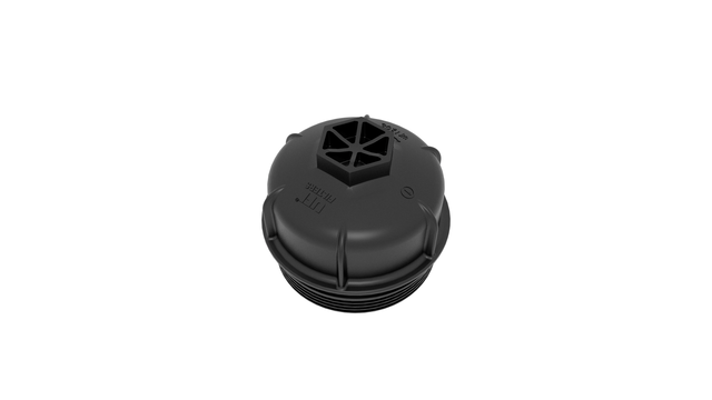 Engine Oil Filter Housing Cap