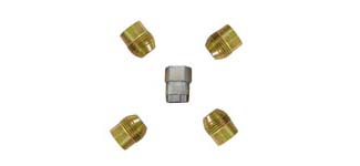 Wheel Locks, 10pc - GM (12498081)