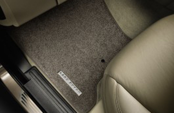 Luxury Carpet Mat Set ? Nutmeg, Lhd - Land-Rover (VPLAS0192SVB)