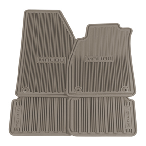 Floor Mats, All-Weather - GM (22906998)