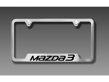 Mazda Genuine Accessories 0000-8F-N01A Rear View Camera with Auto Dimming Mirror Display