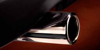 Exhaust Tip - Chrome - Ford (7L1Z-5K238-A)