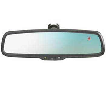 Mirror Auto Dimming (W/ Compass)