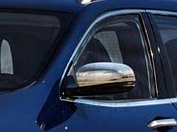 Mirror, Cover, Chrome - Mopar (82213890)