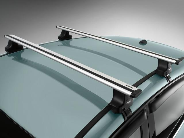 Roof Cross Bars By Thuleandreg; (Models W/O - Ford (VCJ5Z-7848016-A)