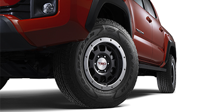 TRD PRO 16-IN. OFF-ROAD BEADLOCK-STYLE WHEEL - Toyota (PTR18-35090)