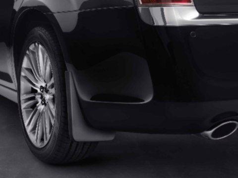 Splash Guards, Molded, Rear - Mopar (82212246AB)