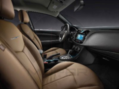 Katzkin Leather Interiors