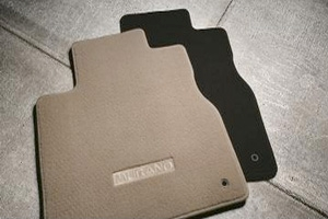 Floor Mats, Carpet - Nissan (999E2-CU001BE)