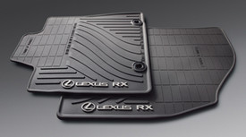 RX All Weather Floor Mat - Brown