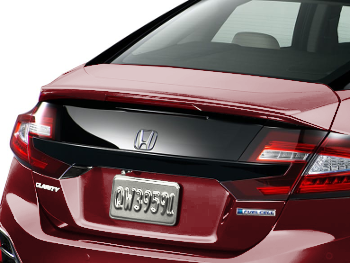 Honda Genuine Accessories 08F01-T2A-180 Champagne Frost Pearl Front Underbody Spoiler for Select Accord Models