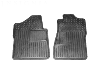 Floor Mats, All Weather, Front - GM (19152504)