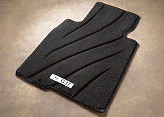 Floor Mats, Premium Carpet