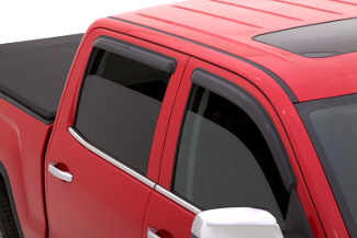 Air Deflectors, In-Channel, Side Windows