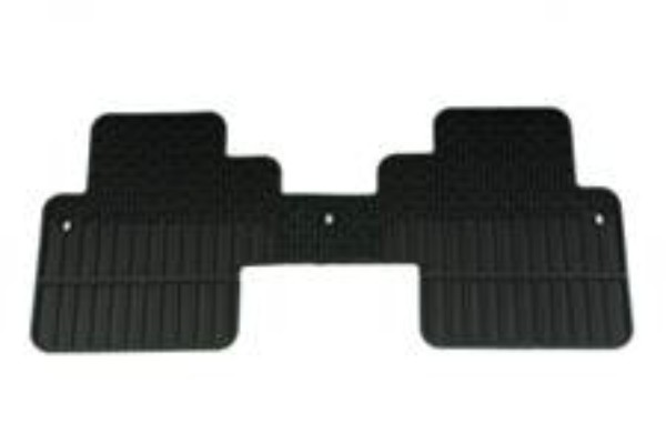 Floor Mats, All-Weather, Rear - GM (22890474)