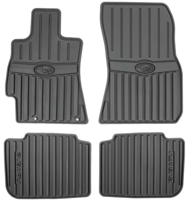 Floor Mats, All Weather - Subaru (J501SAJ000)