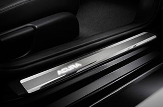 Door, Sill Plates, Illuminated - Acura (08E12-TX6-210)