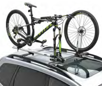 Roof, Bike Carrier, Universal Fork Mounted - Subaru (SOA567B011)