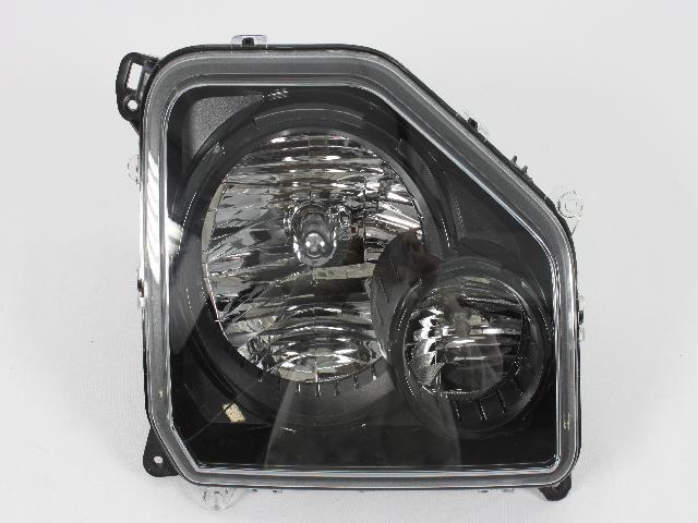 08-12 Jeep Liberty FRONT LEFT DRIVERS SIDE TINTED HEADLIGHT LAMP OEM NEW MOPAR - Mopar (68079711AA)