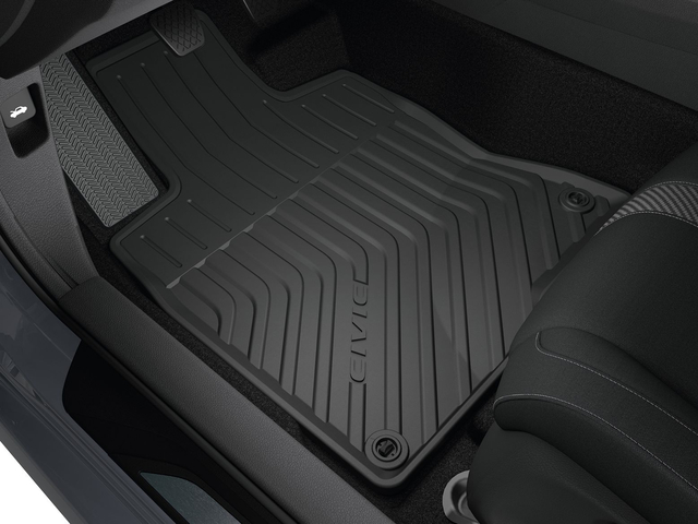 16'-19' HONDA CIVIC All-Season Floor Mats - Honda (08P17-TBA-100)