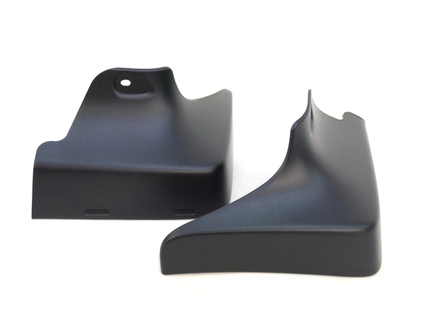 Splash Guards - Deluxe Molded - Rear