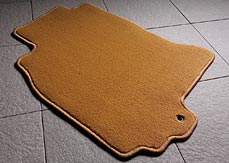 Carpeted Floor Mats (Replacement) - Graphite