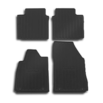 Floor Mats, All-Weather - GM (22759780)