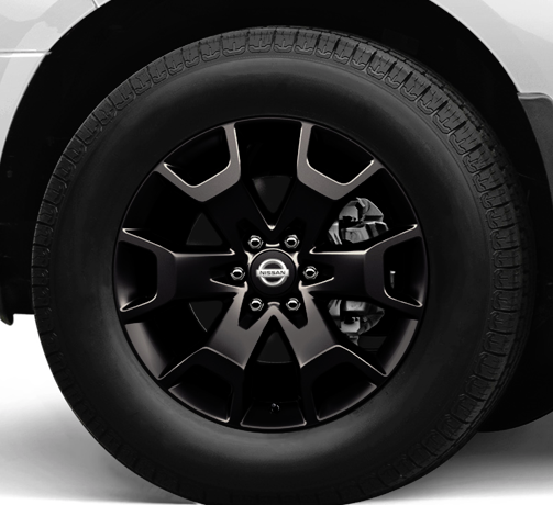 "Frontier Wheel, 18"" Midnight Edition Black - Nissan (T99W1-9BP9A)"
