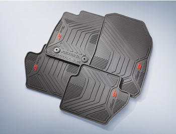 Floor Mats Silver State Ford Parts