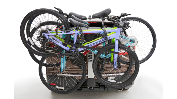 Bike Carrier, Hitch Mounted (4 Bikes)