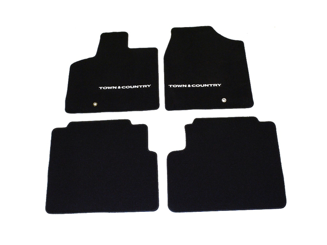 Floor Mat Kit - Mopar (1JU10DX9AE)