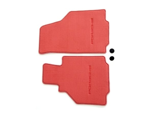 Set - Floor Mat 986 - PORSCHE (00004480053M30)