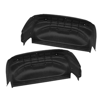 Right Genuine GM 15170988 Wheelhouse Liner Rear