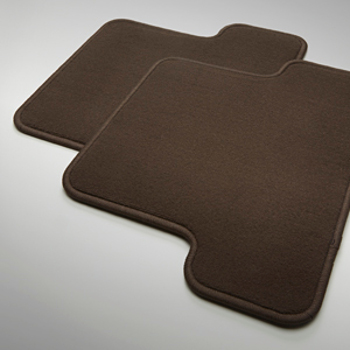 Floor Mats, Carpet, Rear - GM (23464409)