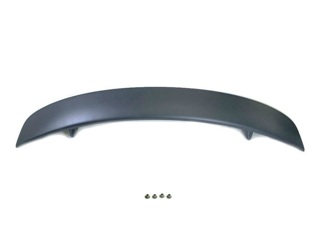 Rear Spoiler - Pitch Black - PX8