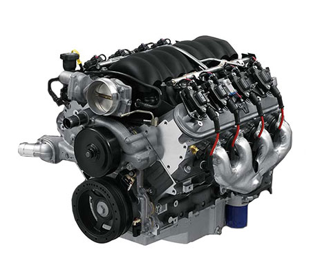 L99 6.2L Gen Iv 376ci Engine 400 Hp