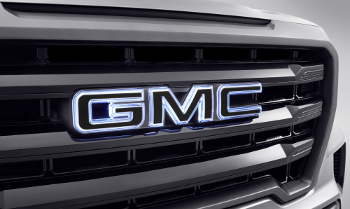Exterior Trim, Illuminated Gmc Emblem Package - GM (84741559)