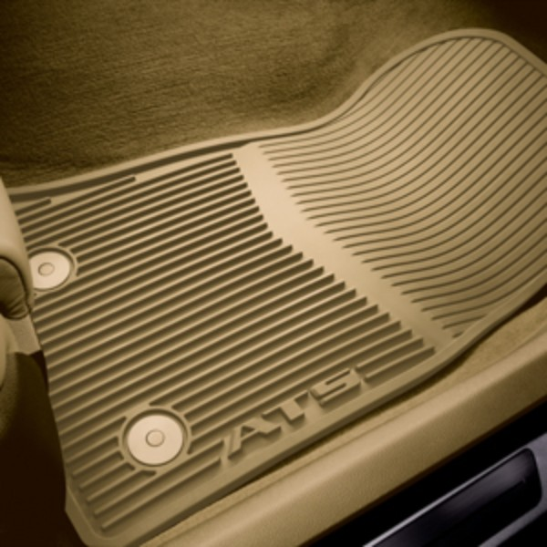 Floor Mats, All-Weather - GM (23255874)