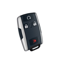 Remote Start (Vehicles W/Keyless Entry)