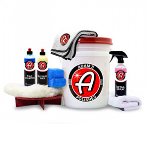 Wash & Wax Cleaning Kit - GM (19355473)