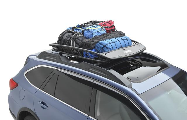 Roof, Cargo Basket Heavy-Duty - Subaru (SOA567C011)