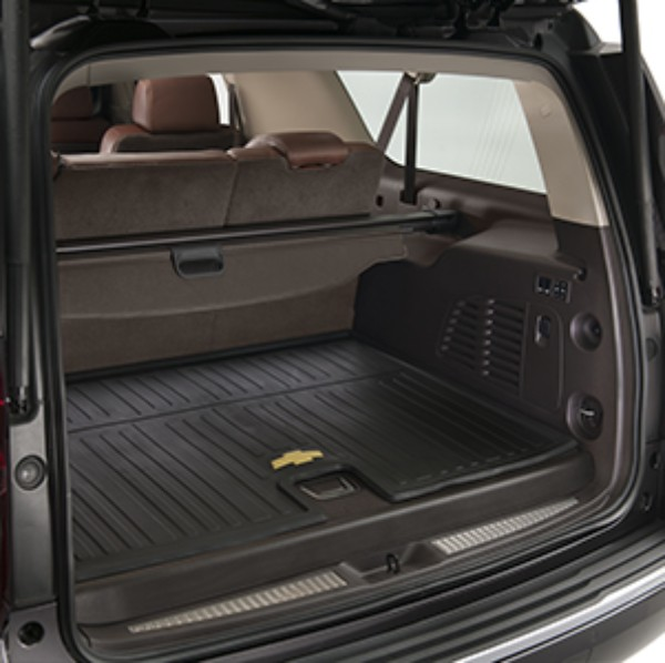 Cargo Area Mat, All-Weather - GM (22823335)