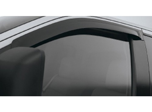 2009-2014 Ford F-150 Side Window Deflectors Supercrew