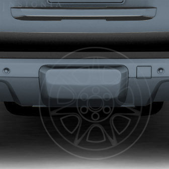Trailer Hitch Receiver Cover - GM (19172866)