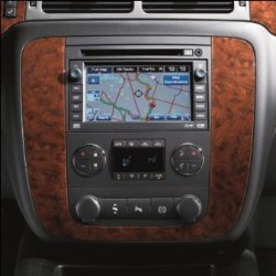 Navigation/Radio For Use W/O Rear