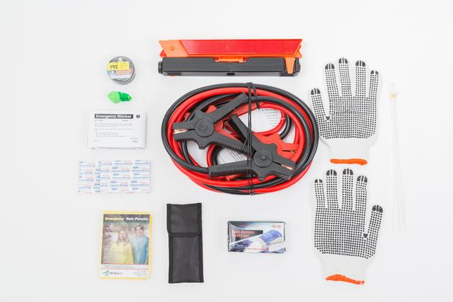 VW Roadside Assistance Kit - Black