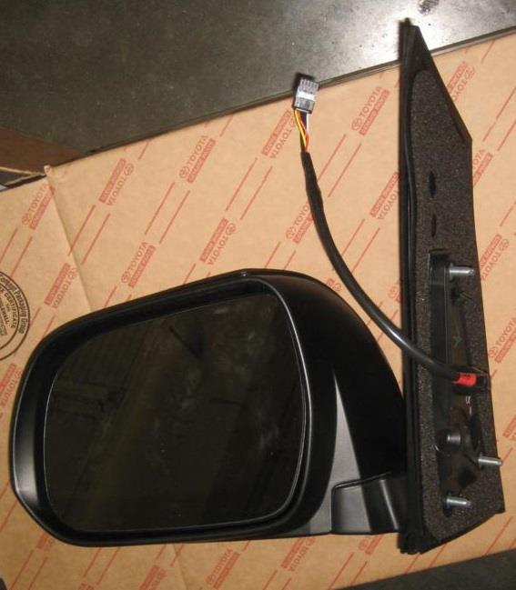Genuine Toyota 87940-08113-C1 Rear View Mirror Assembly